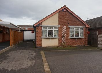 Thumbnail 2 bed detached bungalow for sale in Wood Street, Wood End, Atherstone