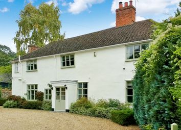 Thumbnail 5 bed farmhouse for sale in Livermere Road, Great Barton, Bury St. Edmunds