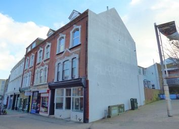 Thumbnail 3 bed flat for sale in Grace Hill, Folkestone