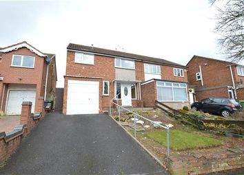 Thumbnail 3 bed semi-detached house for sale in Kinross Crescent, Park Farm Estate, Great Barr