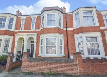 Thumbnail 3 bed terraced house for sale in Forfar Street, Northampton, Northamptonshire