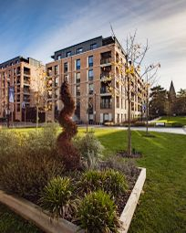 Thumbnail 2 bedroom flat for sale in Aspire At St Bernard's Gate, Uxbridge Road, Southall, Southall