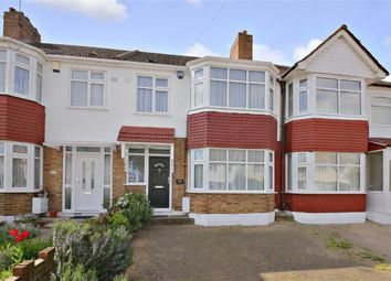 Thumbnail 3 bed property for sale in New Park Avenue, Palmers Green, London