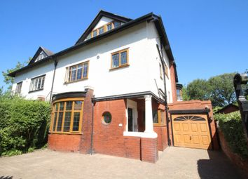Thumbnail 5 bed semi-detached house to rent in Highgate Avenue, Fulwood, Preston