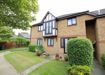 Thumbnail 2 bed flat for sale in Douglas Close, Upton, Poole