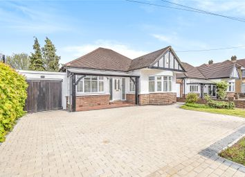Thumbnail 3 bedroom bungalow for sale in Borrowdale Avenue, Harrow, Middlesex