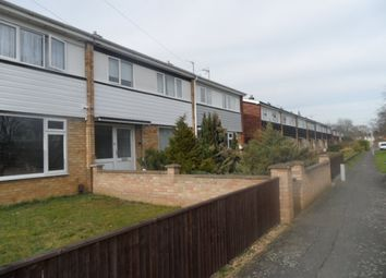 Thumbnail 1 bed terraced house to rent in Kent Way, Cambridge