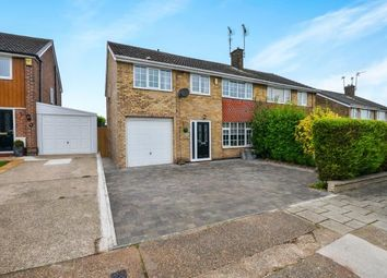 Thumbnail 5 bed semi-detached house for sale in Bramble Lane, Mansfield, Nottinghamshire