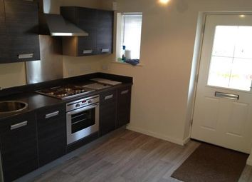 Thumbnail 3 bed town house to rent in Moray Close, Church Gresley, Swadlincote
