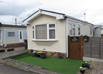 Thumbnail 2 bed mobile/park home for sale in Hockley Mobile Homes, Lower Road, Hockley