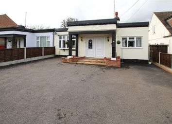 Thumbnail 3 bed bungalow for sale in Goodwood Avenue, Hutton, Brentwood