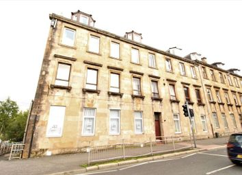 Thumbnail 3 bed flat for sale in Causeyside Street, Paisley