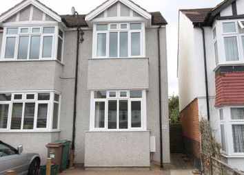 Thumbnail 3 bed end terrace house for sale in Malden Road, Cheam, Sutton