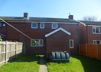 Thumbnail 2 bedroom end terrace house for sale in Manor Road, Griston, Thetford