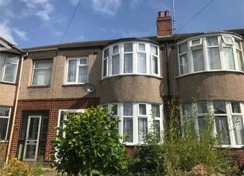 Thumbnail 3 bed terraced house to rent in Longfellow Road, Coventry, West Midlands