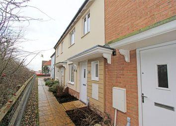 Thumbnail 3 bedroom terraced house for sale in Bewick Walk, Iwade, Sittingbourne, Kent