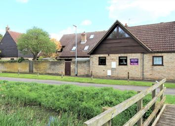 Thumbnail 1 bed terraced house for sale in College Farm Court, Cambridge
