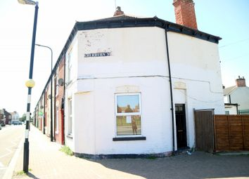Thumbnail 3 bed end terrace house to rent in New Bridge Road, Hull, Yorkshire