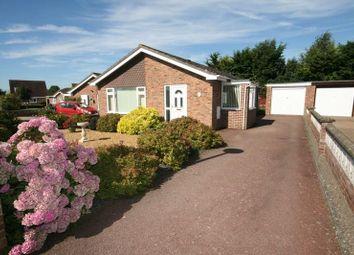 Thumbnail 3 bedroom detached bungalow for sale in Woodside Park, Attleborough