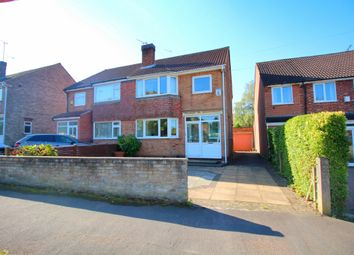 Thumbnail 3 bed semi-detached house for sale in Whitehall Road, Leicester