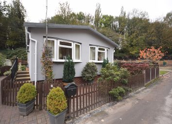 Thumbnail 2 bed mobile/park home for sale in Penwortham Residential Park, Penwortham, Preston