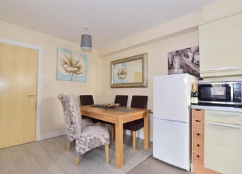 Thumbnail 2 bed flat for sale in Oakwood Court, Tollgate Hill, Crawley, West Sussex