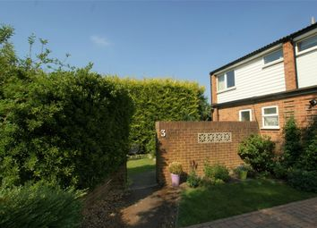 Thumbnail 3 bed end terrace house to rent in Conyers Close, Hersham, Walton-On-Thames, Surrey