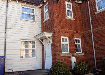 Thumbnail 2 bed terraced house to rent in Holly Drive, Minster On Sea, Sheerness