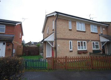 Thumbnail 2 bedroom end terrace house for sale in Parker Walk, Aylesbury, Buckinghamshire