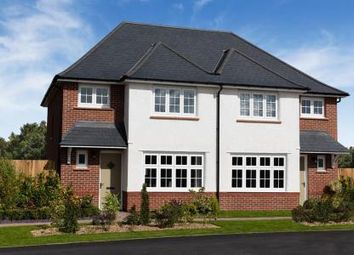 Thumbnail 3 bed semi-detached house for sale in Nine Mile Ride Extension, Arborfield, Reading