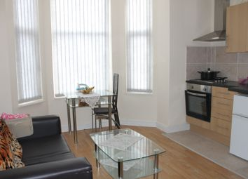 Thumbnail 1 bed flat to rent in Wilson Patten Street, Warrington