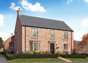 Thumbnail 4 bed semi-detached house for sale in Knaresborough Road, Harrogate, North Yorkshire
