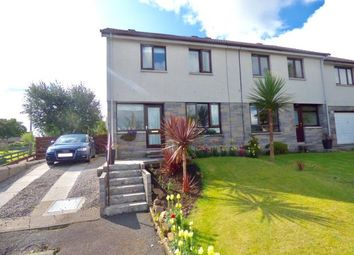 Thumbnail 3 bed semi-detached house for sale in Monro Avenue, Dumfries, Dumfries And Galloway