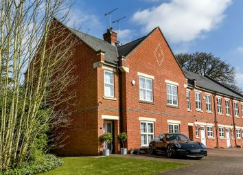 Thumbnail 3 bed end terrace house for sale in Napsbury Park, St Albans, Hertfordshire