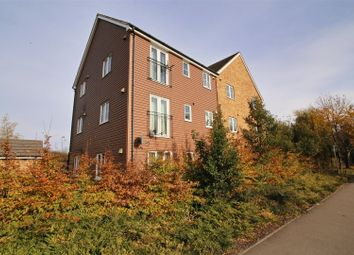 Thumbnail 2 bed flat for sale in Lawford Bridge Close, New Bilton, Rugby