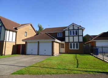 Thumbnail 4 bedroom detached house for sale in Muirfield Drive, Mickleover, Derby, Derbyshire