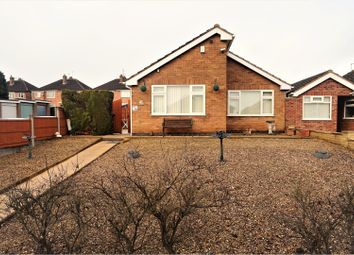 Thumbnail 3 bed detached bungalow for sale in Hazelbank Close, Stadium Estate