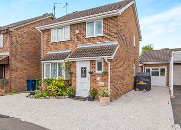 Thumbnail 4 bed detached house for sale in Nobles Close, Coates, Peterborough