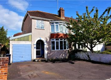 Thumbnail 3 bed semi-detached house for sale in Broadgate Road, Kingskerswell, Newton Abbot