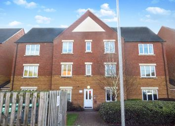Thumbnail 2 bed flat for sale in Hedgerow Close, Greenlands, Redditch