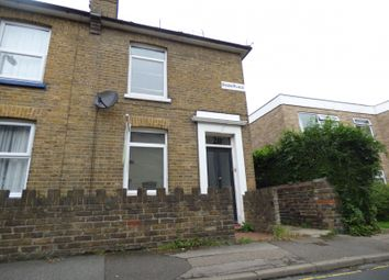 Thumbnail 3 bed end terrace house to rent in Roman Road, Chelmsford