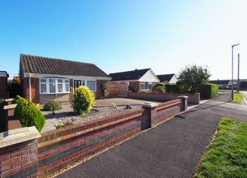 Thumbnail 3 bed detached bungalow for sale in Longlands Drive, Wymondham