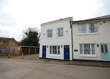 Thumbnail 2 bedroom terraced house to rent in Victoria Street, Whitstable