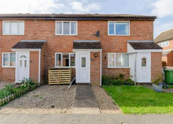 Thumbnail 2 bed terraced house for sale in Abbot Close, Wymondham
