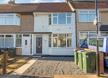 Thumbnail 2 bedroom terraced house for sale in Telfer Road, Coventry