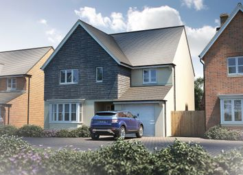 "Thumbnail 4 bedroom detached house for sale in ""The Earlswood Sp"" at Barracks Road, Modbury, Ivybridge"