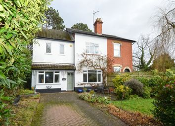 Thumbnail 3 bed semi-detached house for sale in St Catherines Road, Blackwell, Bromsgrove