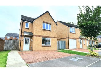 Thumbnail 3 bed detached house for sale in Hillhead Drive, Paisley