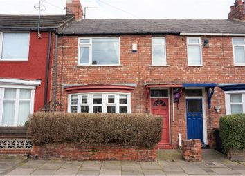 Thumbnail 2 bedroom terraced house for sale in Kings Road, Linthorpe, Middlesbrough