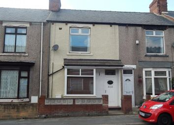 Thumbnail 2 bed terraced house to rent in Maughan Terrace, Fishburn, Stockton On Tees